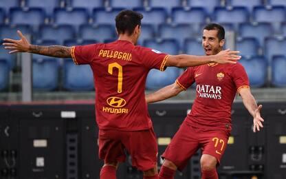 Fonseca sorride: Pellegrini-Mkhitaryan recuperano