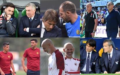 Non solo Gotti: alla scoperta dei vice in Serie A