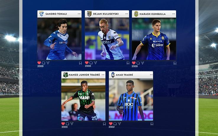 I migliori giovani della Serie A