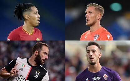 Serie A, sorprese e giocatori ritrovati: la top 11