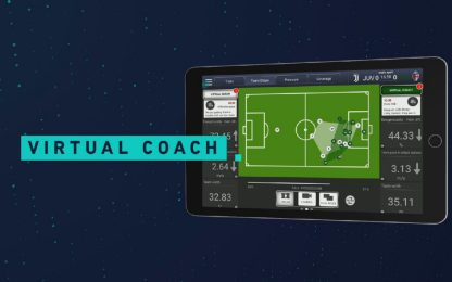 Da gennaio sulle panchine di A il Virtual Coach