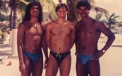 Nostalgia Milan: la foto di Gullit su Instagram