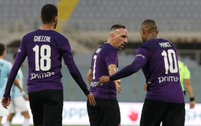 Fiorentina, 5-1 in amichevole all'Entella. I GOL