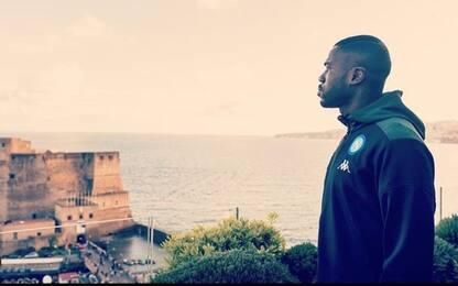 """Koulibaly, messaggio d'amore: """"Napoli è casa mia"""""""