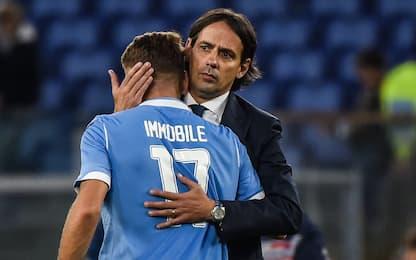 """Inzaghi: """"Immobile è un grande uomo squadra"""""""
