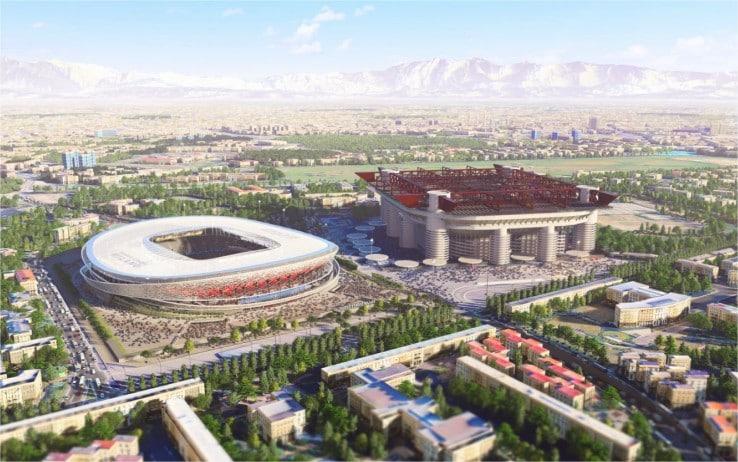 Nuovo Stadio San Siro 3