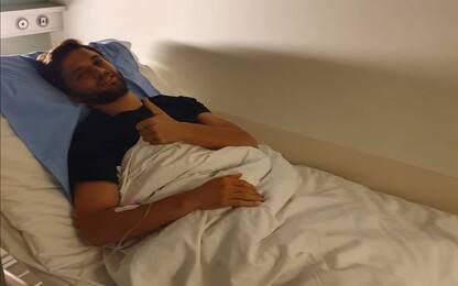 Bereszynski operato, starà fuori tra 2 e 3 mesi