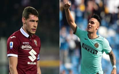 Torino-Inter, tutto quello che c'è da sapere