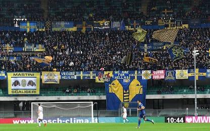 Verona, pena sospesa per i cori a Balotelli