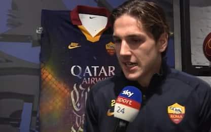 """Zaniolo: """"Ripagherò fiducia di Mancini e del club"""""""