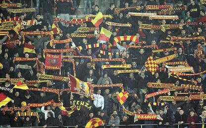 Lecce-Cagliari, allerta meteo ma nessun rischio