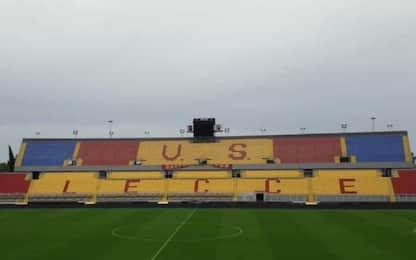 Lecce-Cagliari alle 15, netto miglioramento meteo
