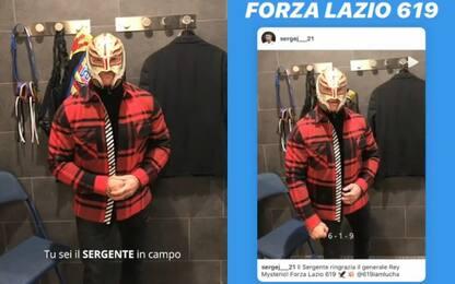"Rey Mysterio esalta Milinkovic: ""Continua così"""