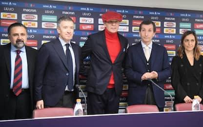 """Mihajlovic cita Vasco: """"Sono e sarò ancora qua"""""""