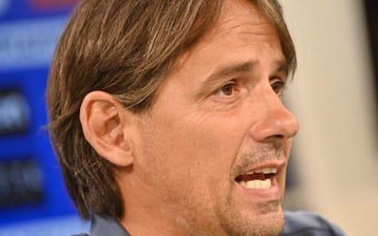 """Inzaghi: """"Siamo terzi, ma dobbiamo restare umili"""""""