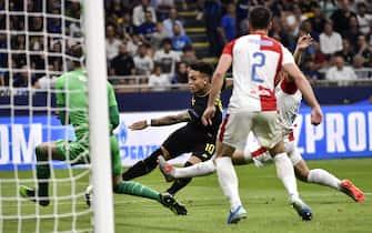 Champions League, Inter vs Slavia Praga