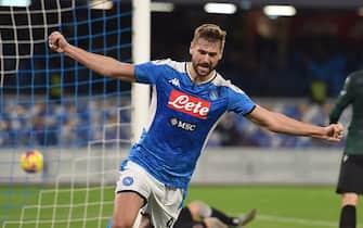 Napoli vs Bologna - Serie A TIM 2019/2020