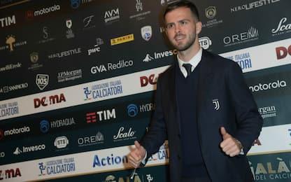 """Pjanic: """"Buffon? Pari Sassuolo non è colpa sua"""""""