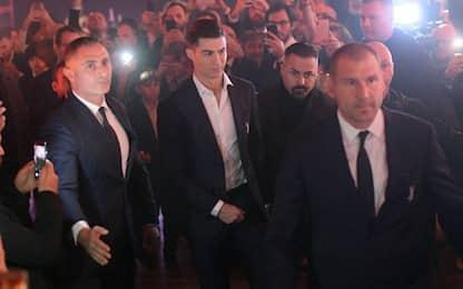 """Ronaldo: """"Il premio un orgoglio, voglio ripetermi"""""""