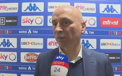 """Corini: """"Ritorno al Brescia è come una vittoria"""""""