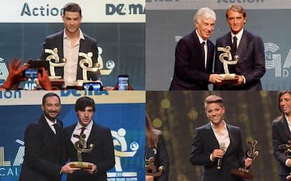 Gran Galà del Calcio 2019, tutti i premi. FOTO