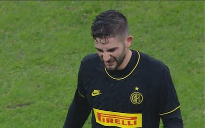 Gagliardini ha il piede ko: niente Roma e Barça