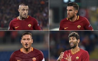 Roma, chi ha giocato di più negli ultimi 10 anni