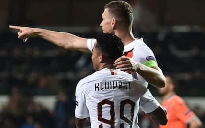 Febbre Dzeko, Kluivert a parte: Inter in dubbio