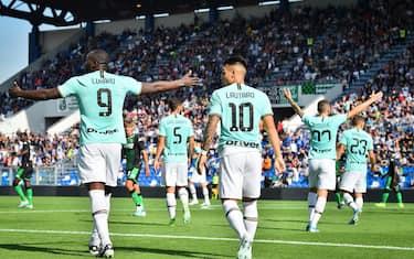 Sassuolo vs Inter - Serie A TIM 2019/2020
