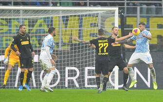 Inter vs SPAL - Serie A TIM 2019/2020