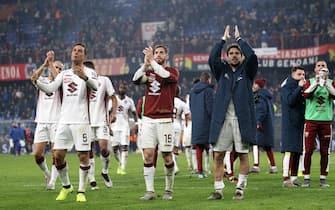 Genoa vs Torino - Serie A TIM 2019/2020
