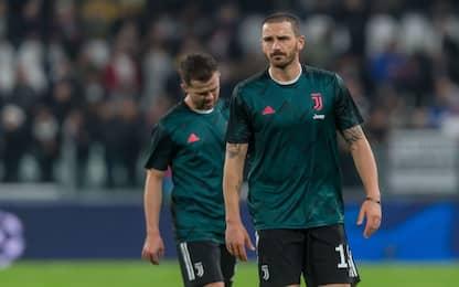 """Bonucci: """"Con Sarri è cambiato tutto. Il Milan..."""""""