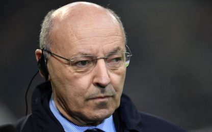 """Marotta scaramantico: """"Scudetto ancora alla Juve"""""""