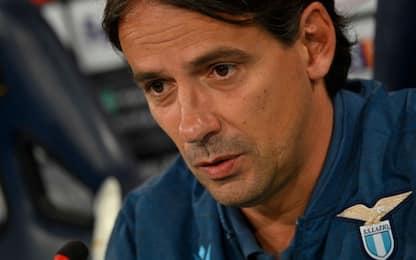 """Inzaghi: """"Lazio da scudetto? Serve equilibrio"""""""