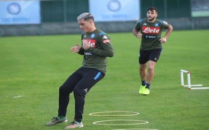 Udinese-Napoli, le probabili formazioni