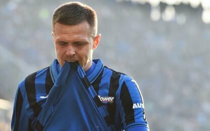 """Gasp: """"Spero che Ilicic recuperi per la Champions"""""""