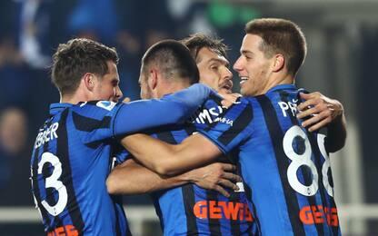 Djimsiti al 93', l'Atalanta batte il Verona 3-2