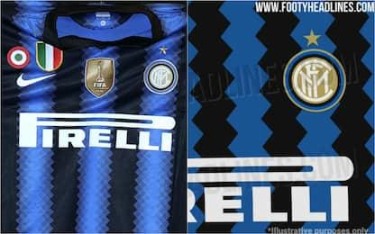 Inter, nuova maglia come quella post Triplete?