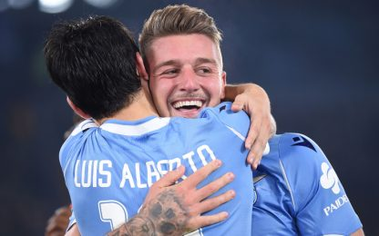 Il gol capolavoro di Milinkovic-Savic. VIDEO