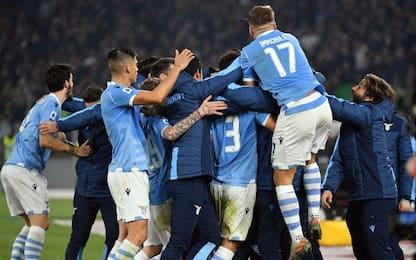 Lazio-Juve 2-1 LIVE: Szczesny para rigore