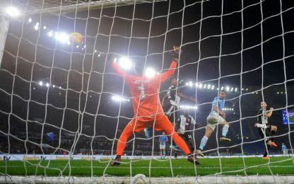 Lazio-Juve 1-1 LIVE: Dybala vicino al gol