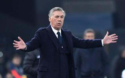 """Ancelotti: """"Non ho mai pensato alle dimissioni"""""""