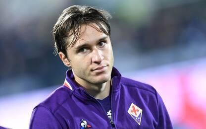 Serie A LIVE: Chiesa e Berardi titolari