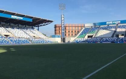 Sassuolo-Fiorentina LIVE: gioca Traoré titolare