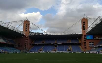 Samp-Parma LIVE: Gervinho e Cornelius dal 1'
