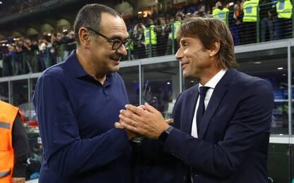 Serie A, anticipi e posticipi fino alla 21^