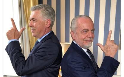 Dalle pistole all'addio: Ancelotti story a Napoli
