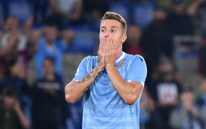 Milinkovic-Savic, furto in casa durante Lazio-Juve