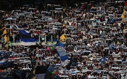 Lazio, Daspo per 30 ultras biancocelesti