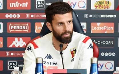 "Thiago Motta: ""Affrontiamo derby senza paura"""